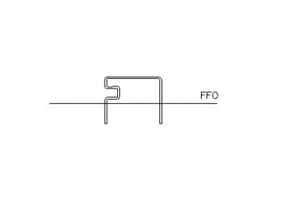 Bodenschiene FSD